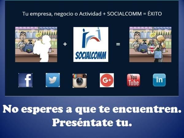 SocialcoMM | Marketing Digital